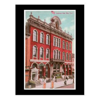 Tammany Hall Postcard