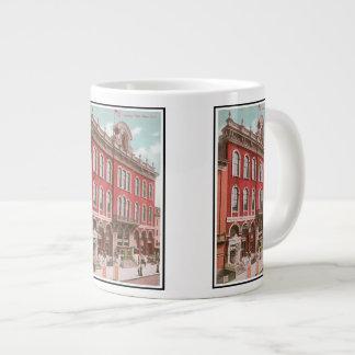 Tammany Hall Jumbo Mugs