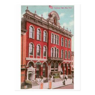 Tammany pasillo, Nueva York Postal