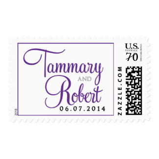 Tammary and Scott stamps
