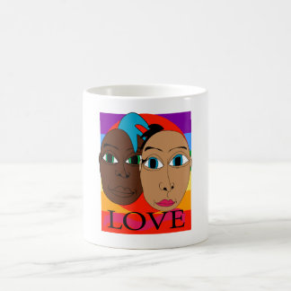 Tammi & Olivia's Love Coffee Mug