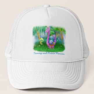 Tammy and Prince Marvin Trucker Hat