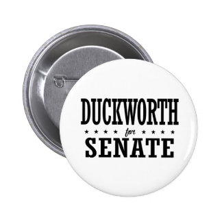 Tammy Duckworth for Senate 2016 Pinback Button