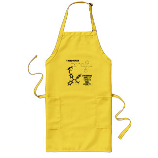 Tamoxifen Inhibiting Breast Cancer Cell Growth Long Apron