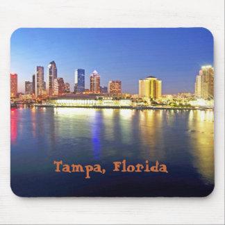 Tampa Bay at dusk Mouse Pad