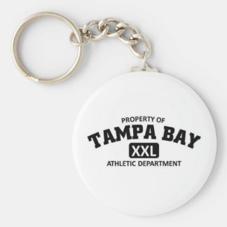 Tampa Bay athletic department Keychains