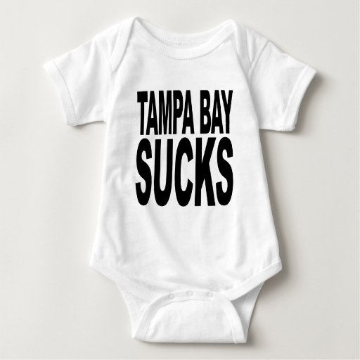 Tampa Bay chupa Camisetas