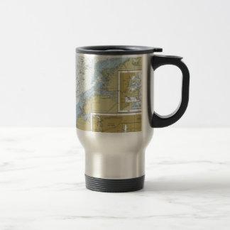 Tampa Bay Cooler 15 Oz Stainless Steel Travel Mug