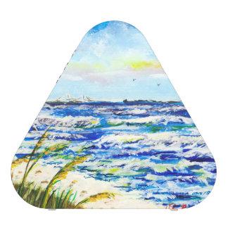 Tampa Bay Florida Beach Sunshine Skyway Bridge Bluetooth Speaker