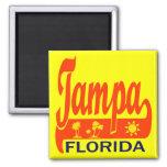 Tampa Bay, Florida Magnets