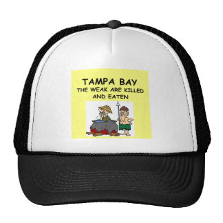 TAMPA bay Trucker Hats