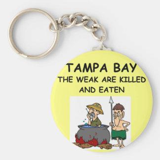 TAMPA bay Keychain