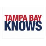 Tampa Bay Knows Post Card