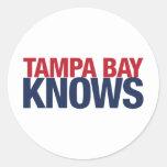 Tampa Bay Knows Sticker