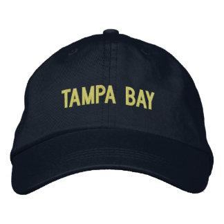Tampa Bay, la Florida personalizó el gorra Gorra Bordada