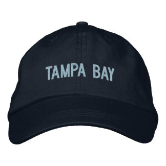 Tampa Bay, la Florida personalizó el gorra Gorras De Beisbol Bordadas