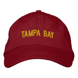 Tampa Bay, la Florida personalizó el gorra Gorros Bordados