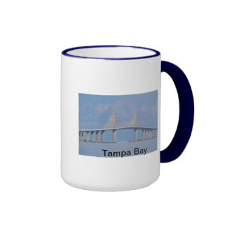Tampa Bay Mug with Bridge