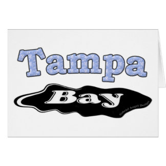Tampa Bay Oil Spill Card