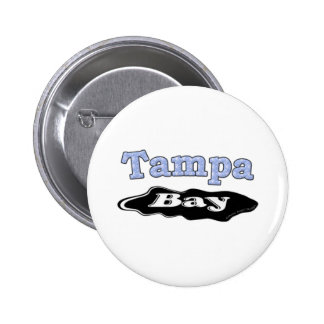 Tampa Bay Oil Spill Pinback Button