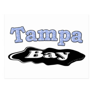 Tampa Bay Oil Spill Post Cards