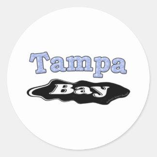 Tampa Bay Oil Spill Sticker
