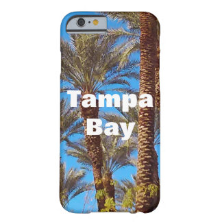 Tampa Bay Palm Trees Barely There iPhone 6 Case