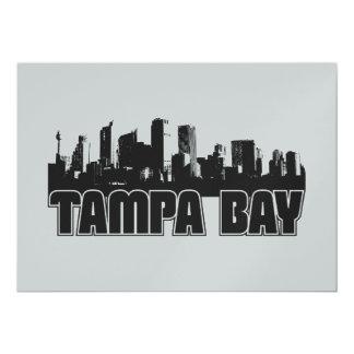 Tampa Bay Skyline Card