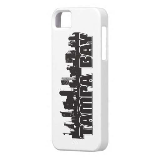 Tampa Bay Skyline iPhone 5 Covers