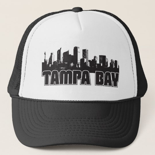 Tampa Bay Skyline Trucker Hat