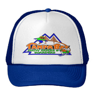 Tampa Bay Snow Skiers and Boarders Hat