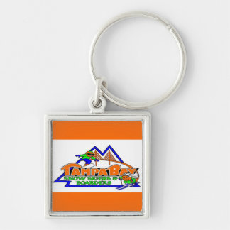 Tampa Bay Snow Skiers and Boarders Keychain