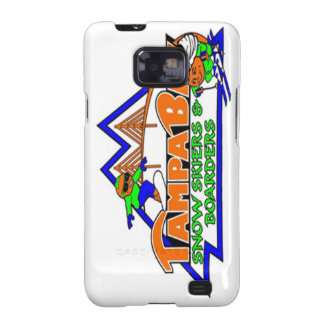 Tampa Bay Snow Skiers and Boarders Samsung Galaxy  Samsung Galaxy SII Cases