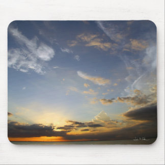 Tampa Bay Sunset Mouse Pad