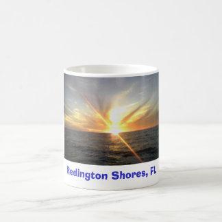 Tampa Bay sunset, Redington Shores, FL Coffee Mug