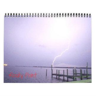Tampa Bay, tempestades de truenos de la Florida Calendario De Pared