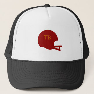Tampa Bay Vintage Football Helmet Trucker Hat