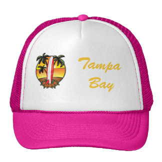 Tampa Board, Tampa Bay Hat