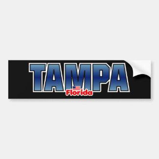 Tampa Bumper Bumper Sticker