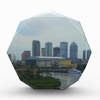 Tampa céntrica