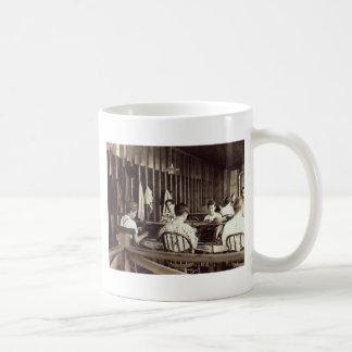 Tampa Cigar Boys, 1909 Classic White Coffee Mug