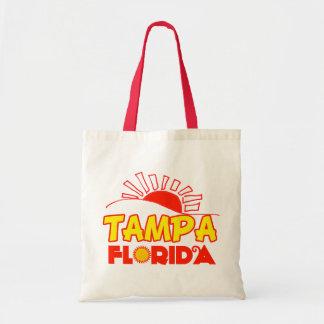 Tampa, Florida Canvas Bag