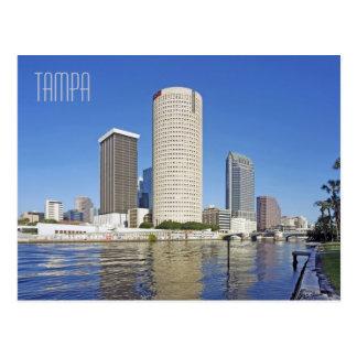 Tampa Florida, City of Champions Postcard