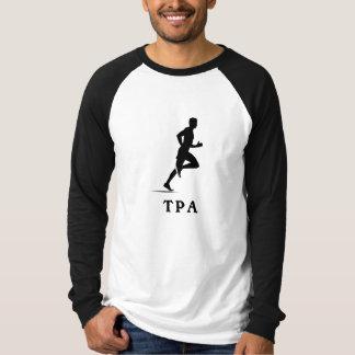 Tampa Florida City Running Acronym T-Shirt