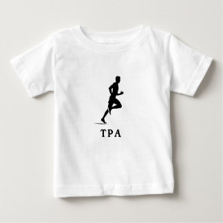 Tampa Florida City Running Acronym Tee Shirt
