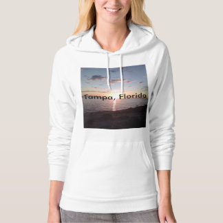 Tampa Florida Hoodie for Women
