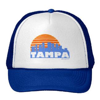 Tampa Florida Skyline Hat