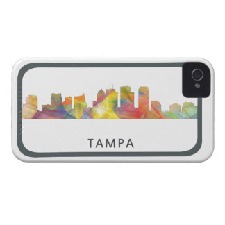 TAMPA, FLORIDA SKYLINE WB1 - iPhone 4 COVERS
