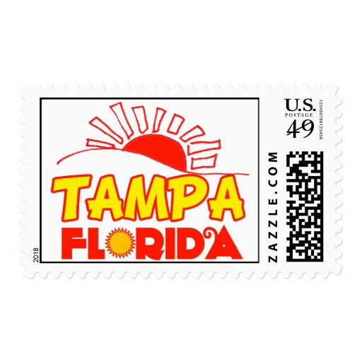 Tampa, Florida Stamps