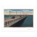 Tampa, FloridaView of Gandy BridgeTampa, FL Post Card